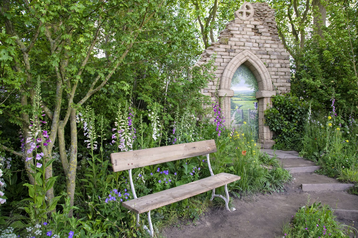 Rhs Chelsea Flower Show Gardens Welcome To Yorkshire