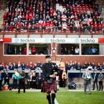 Bagpiper Hull Rugby Club
