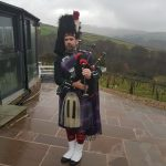 Ed Arnold Bagpiper Hire Yorkshire
