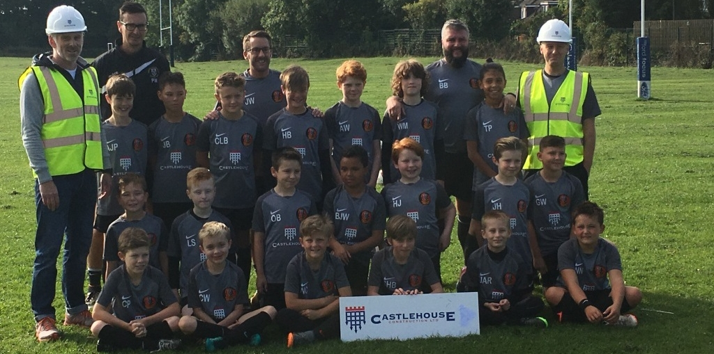 Castlehouse sponsors Gomersal and Cleckheaton Football Club  Yorkshire Business Daily