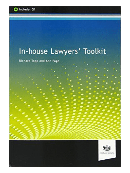 In house toolkit book