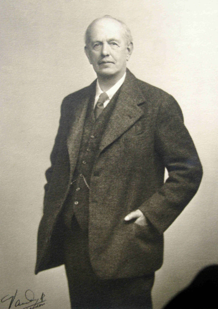 Alfred Rowntree. Courtesy of Charles Rowntree