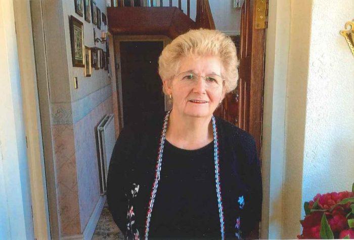 Doris Harker. Photo by Marjorie Iveson