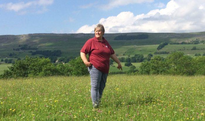 Farmer Sheena Pratt