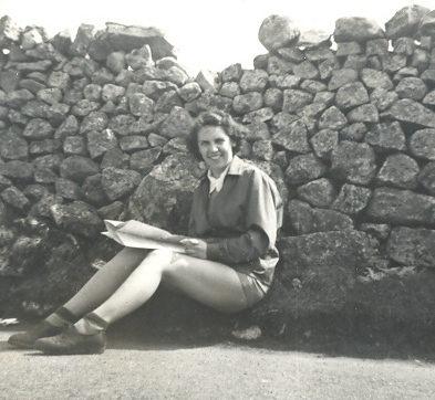 Dales hiker Alan Watkinson)