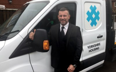 Yorkshire Housing achieve Van Excellence accreditation