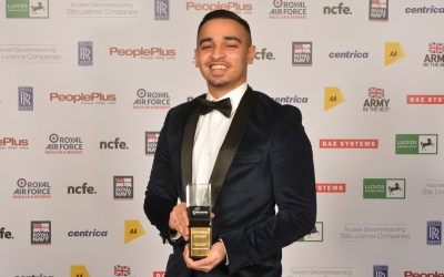 National success for Yorkshire Housing apprentice