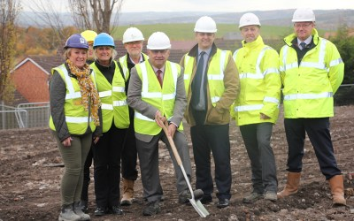 Breaking ground in Barnsley