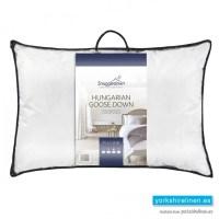 Snuggledown Goose Down Pillow - Yorkshire Linen Warehouse ...