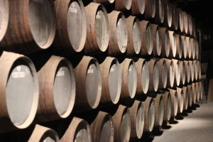 Barrels at the Graham Lodge