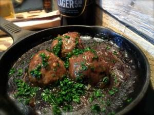 Yorkshire Meatball Company Gravy
