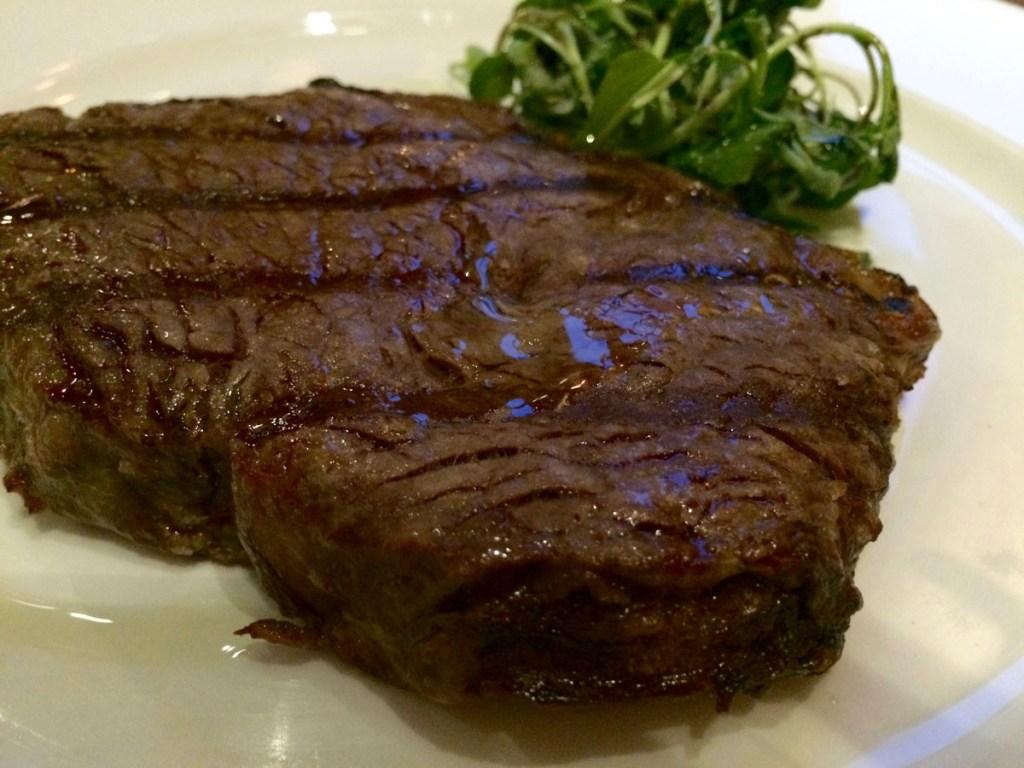 Steak at Stockdales