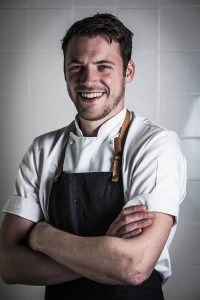 Tommy Banks Great British Menu