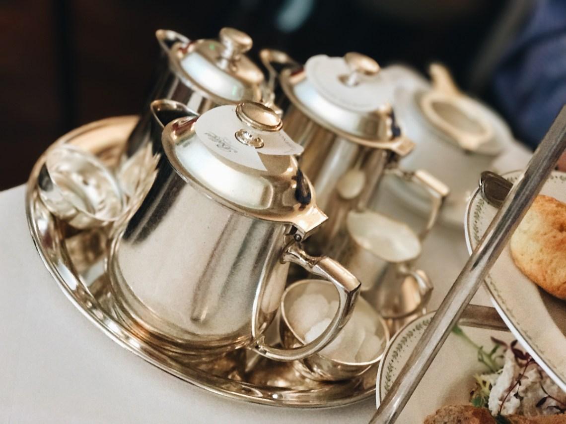 Afternoon Tea pots