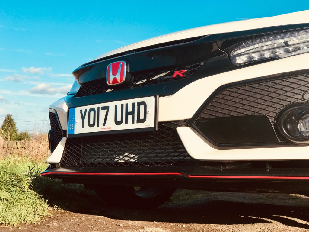 Front Exterior Type R