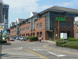 Asda House in Leeds