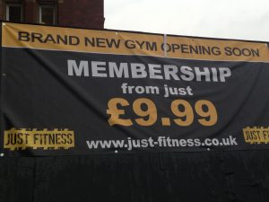 It is hoped that low prices at Just Fitness will make the gym accessible to the local community.