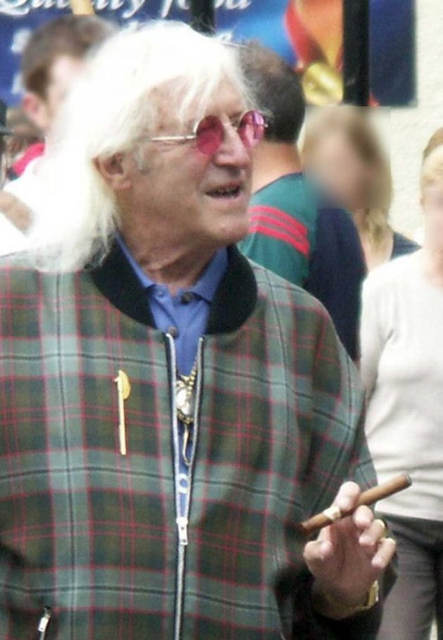 Jimmy Savile, of Leeds, died aged 84 on October 29, 2011.