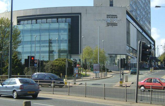 The National Media Museum in Bradford.