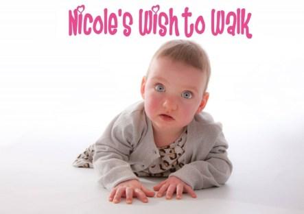 nicole's wish to walk