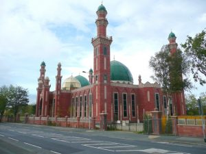 Bradford has one of the UK's largest concentration of Muslims.
