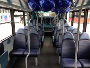 The new service will include free Wi-Fi for Bradford passengers.