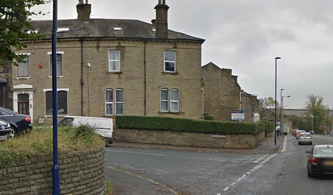 The junction of Toller Lane and Fairfield Road. Image copyright Google Streetview.