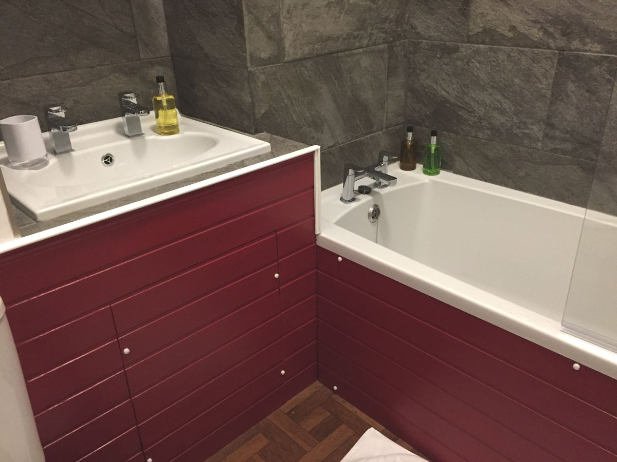 Feversham, Holiday Let, York Stay, Bathroom
