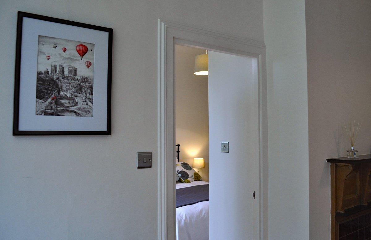 Feversham, Holiday Let, York Stay, Lounge art