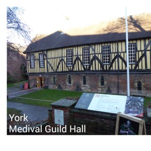 Medival Guild Hall York