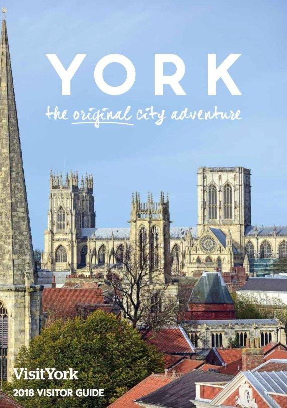 2018 York Visitor Guide