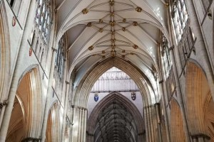 Guest - York Minster - by Linda
