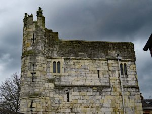 Picture from Ron and Lida - Tower overlooking York Museum Gardens