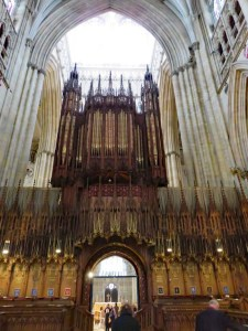 Picture from Ron and Lida - View Inside York Minster