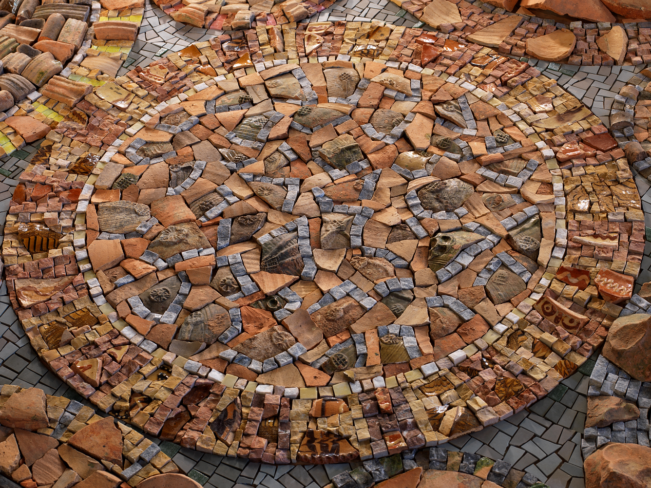 Image result for five sisters mosaic