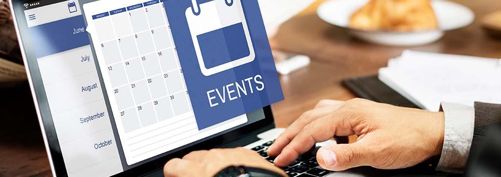 Free workflow template for event planning