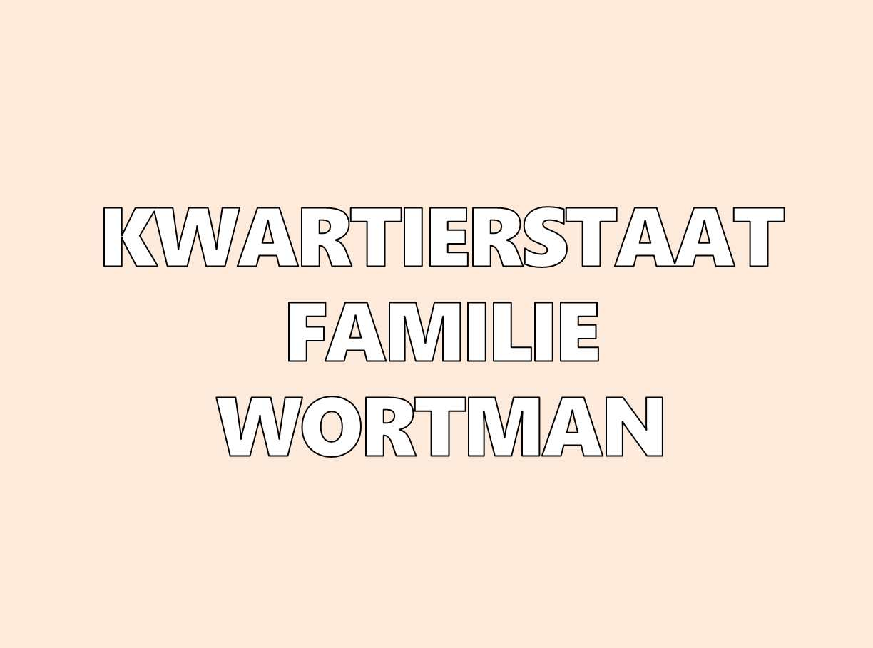 kwartierstaat wortman stamboom-1