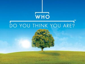 TV serie Who Do You Think You Are