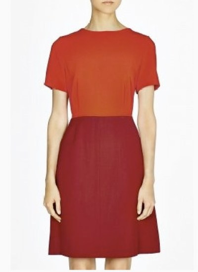 Marc by Marc Jacobs tonal dress