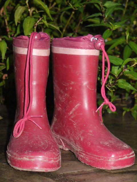 Aldi rainboots