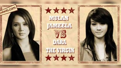 Mulan jameela VS Dara The Virgin