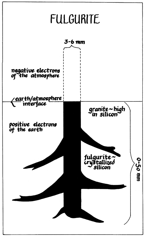 "Yosemite Nature Notes 47(3) (1978), ""Petrified Lightning"""