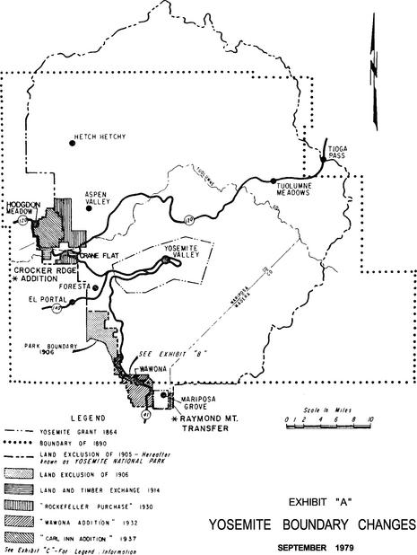 """Yosemite: the Park and its Resources (1987), """"Chapter III"""