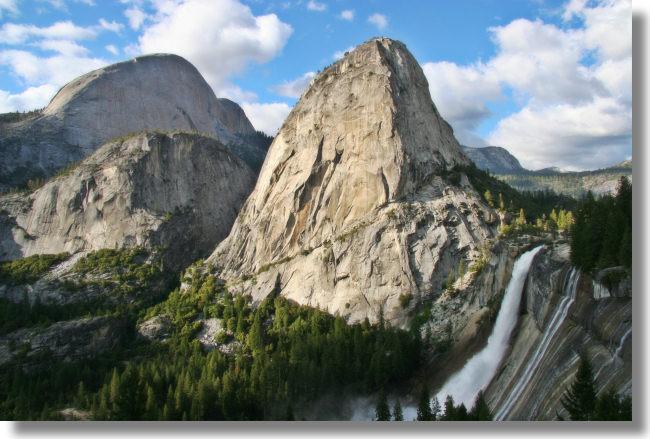 Upper Yosemite Falls Wallpaper Free Yosemite Wallpaper Nevada Fall