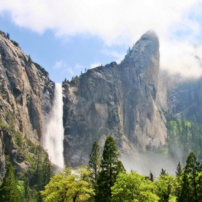 Image result for bridalveil fall