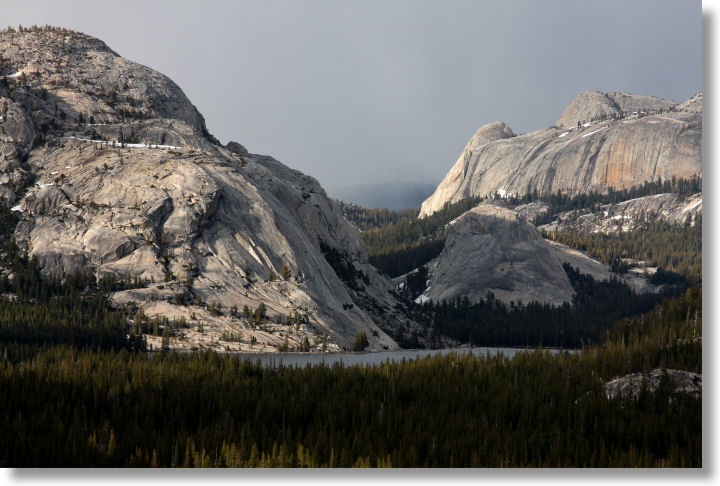 Images Of Snow Falling Wallpaper Tenaya Lake From Olmsted Point