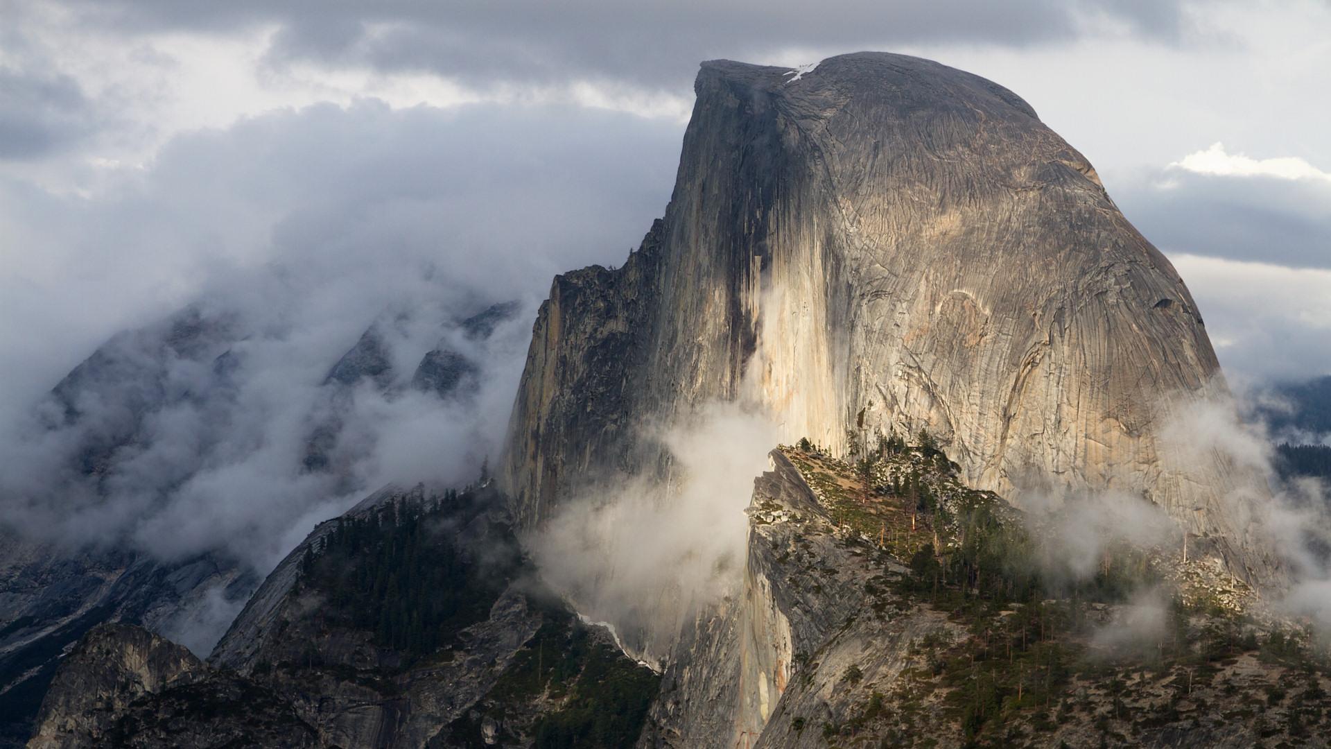 Bing Fall Desktop Wallpaper Free Yosemite Wallpaper Half Dome