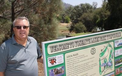 Meet Ken Souza, visit new golf page