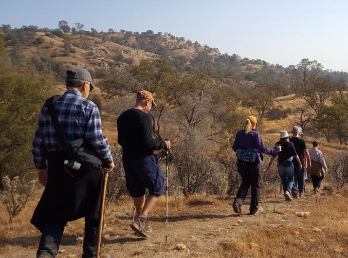 Group hike Dec. 14