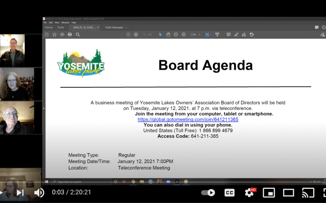 Jan. 12 board videos, highlights